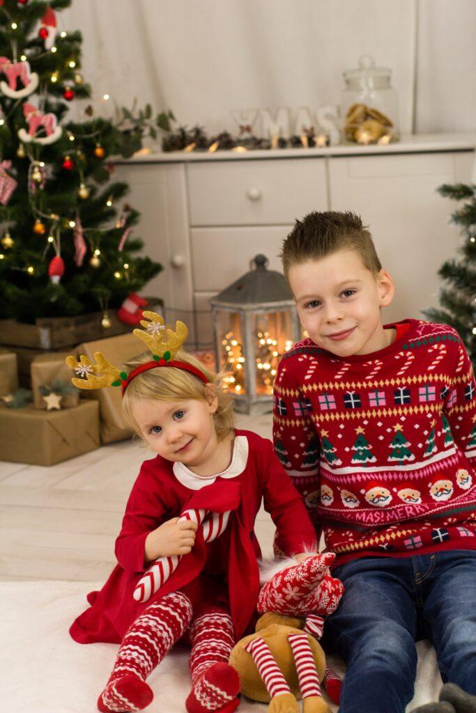 świąteczne sesje fotograficzne