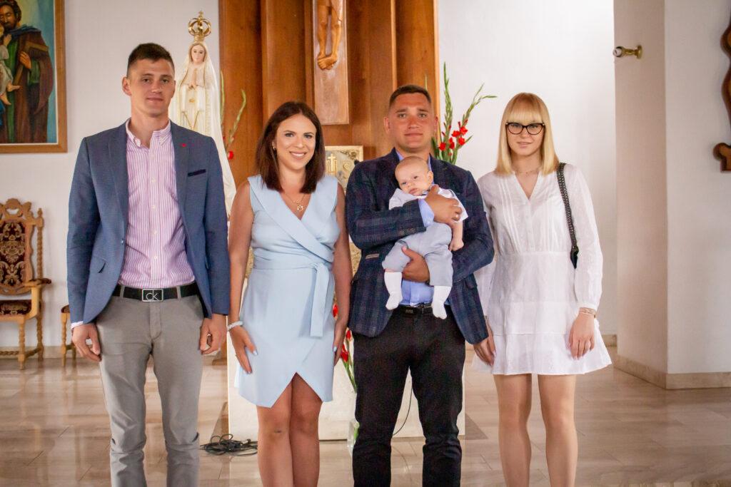 zdjęcia na chrzcie